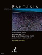 Fantasia Péteris Vasks Partition Piano - laflutedepan.com