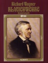 Klavierwerke. 2 et 4 Mains Richard Wagner Partition laflutedepan.com
