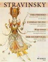 L'Oiseau de Feu (1909/10) - Igor Stravinski - laflutedepan.com