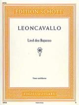 Vesti la Giubba. Pagliacci Ruggiero Leoncavallo laflutedepan.com