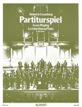 Partiturspiel, Bd 2 - Heinrich Creuzburg - laflutedepan.com