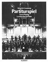 Partiturspiel, Bd 4 - Heinrich Creuzburg - laflutedepan.com