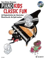 HEUMANN Hans-Günter - Piano Kids Classic Fun - Partition - di-arezzo.fr