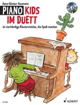 Piano Kids Im Duett. 4 Mains Partition Piano - laflutedepan.com