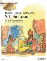 Sheherazade - Nicolai Rimsky-Korsakov - Partition - laflutedepan.com