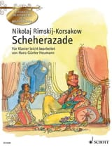 Nicolai Rimsky-Korsakov - Sheherazade - Partition - di-arezzo.fr