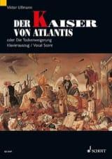 Der Kaiser Von Atlantis Opus 49 Viktor Ullmann laflutedepan.com