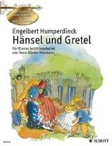 Engelbert Humperdinck - Hänsel und Gretel - Partition - di-arezzo.fr