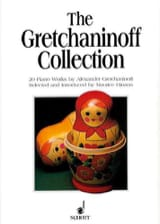 The Gretchaninoff Collection Alexander Gretchaninov laflutedepan.com