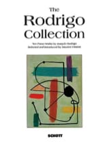 The Rodrigo Collection Joaquin Rodrigo Partition laflutedepan.com
