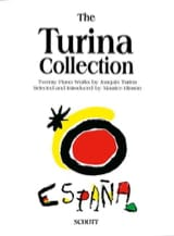The Turina Collection - Joaquin Turina - Partition - laflutedepan.com