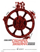 Carl Orff - Carmina Burana. Chorus / 2 Pianos / Percu - Sheet Music - di-arezzo.co.uk