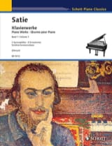 Erik Satie - Works for piano. Volume 1 - Sheet Music - di-arezzo.com