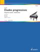 Etudes Progressives Volume 2 Armand Ferté Partition laflutedepan.com